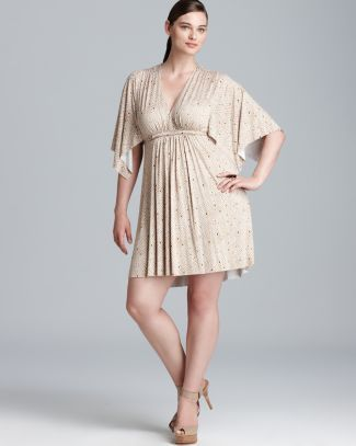 Rachel Pally White Label Plus Mini Caftan Dress  Bloomingdale's (3X)