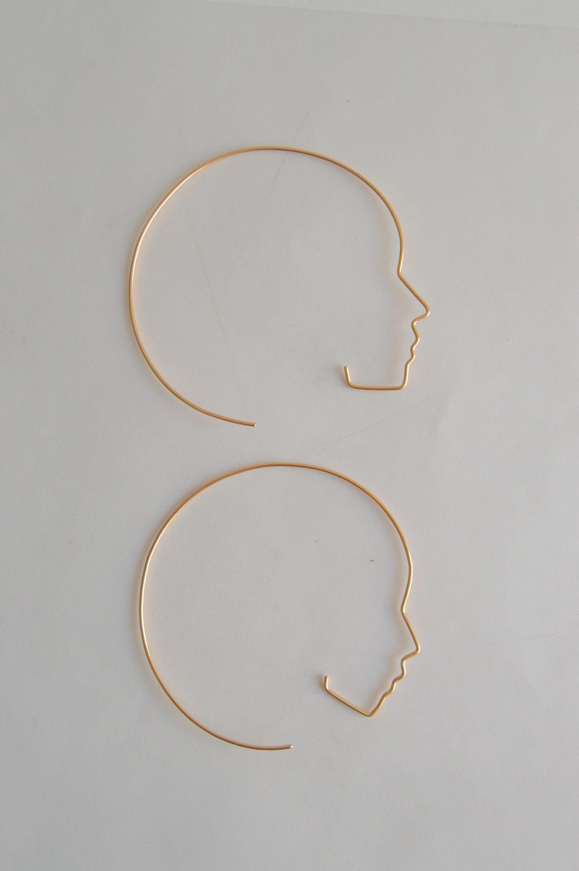 e9f730b43 Express Your Face Earrings #jewellery #jewellerysilver #jewellerygold