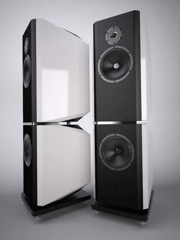 High End Audio Audiophile Kudos Titan 808 Speakers