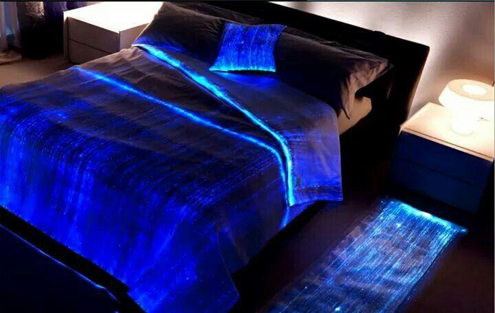 Fiber optic bedding - lumigram.com