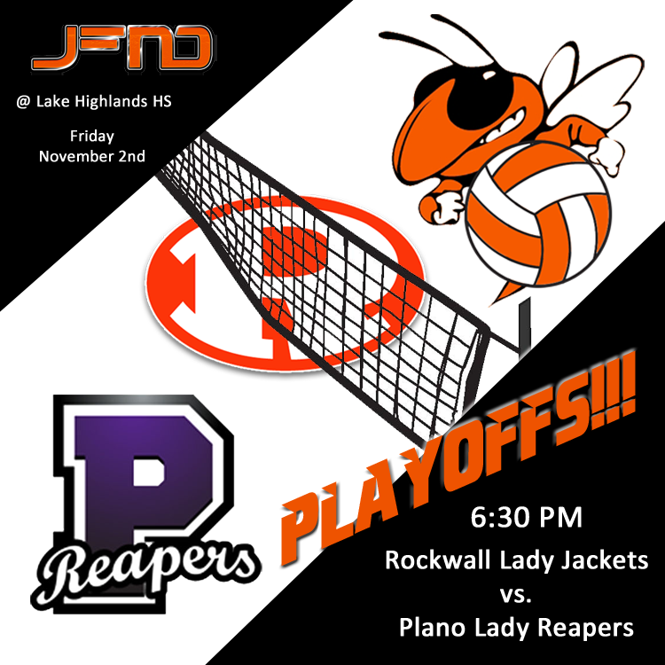 Calling Jacket Nation The Bi District Champion Lady Jackets Volleyball Team Takes On Plano At 6 30 Pm Highland High School Jackets For Women Volleyball Team