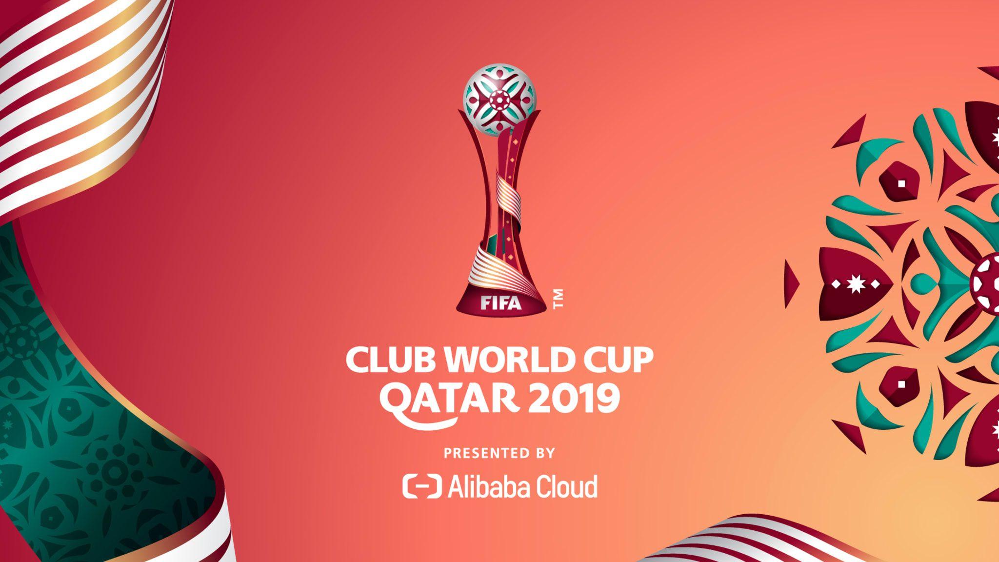 Official Emblem for FIFA Club World Cup Qatar 2019