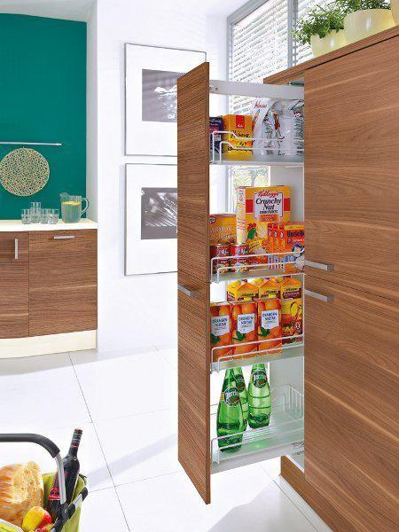 Smart einrichten 17 clevere Lösungen für die Mini-Küche - cleveres kuchen design