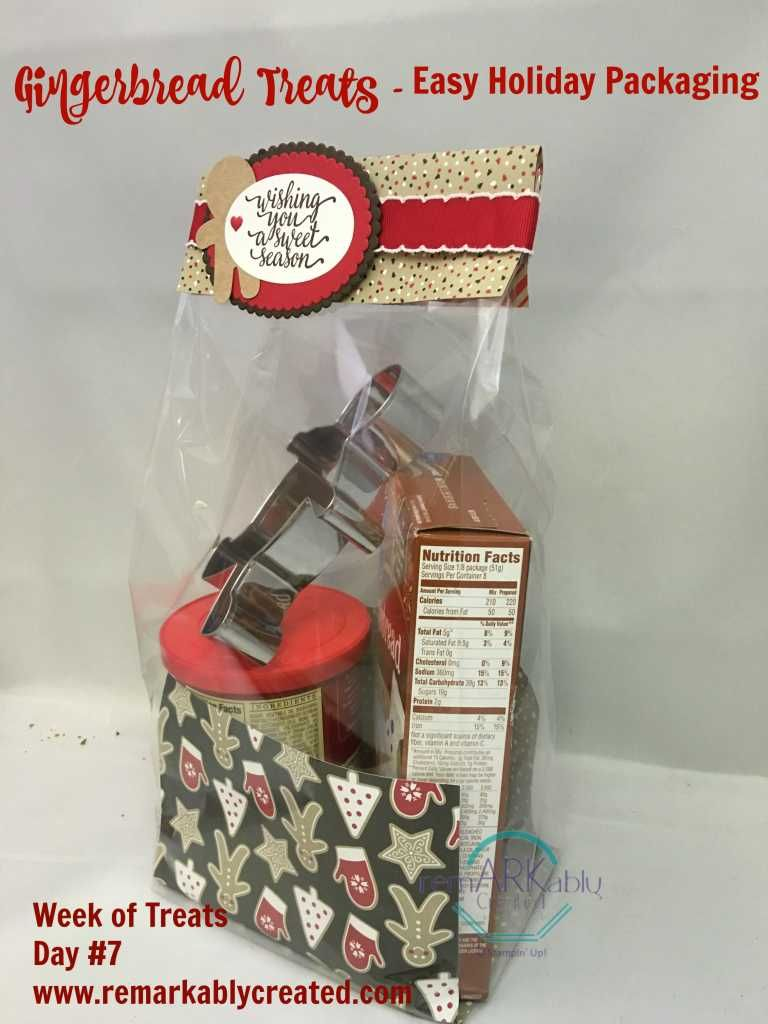 Week Of Treats Day 7 Large Gusseted Gift Bags Holiday