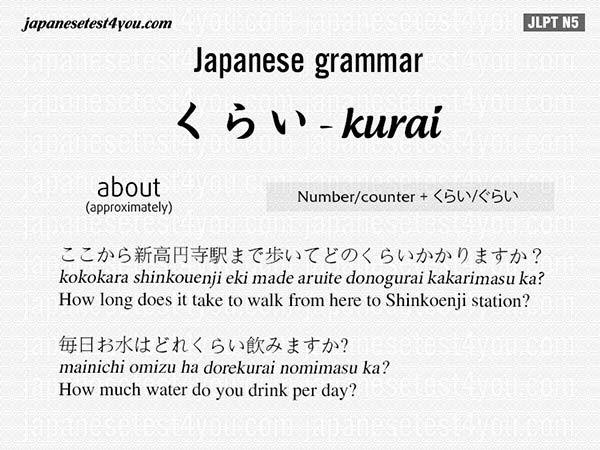 Learn JLPT N4 Grammar こと (koto) -- Japan, Japanese words