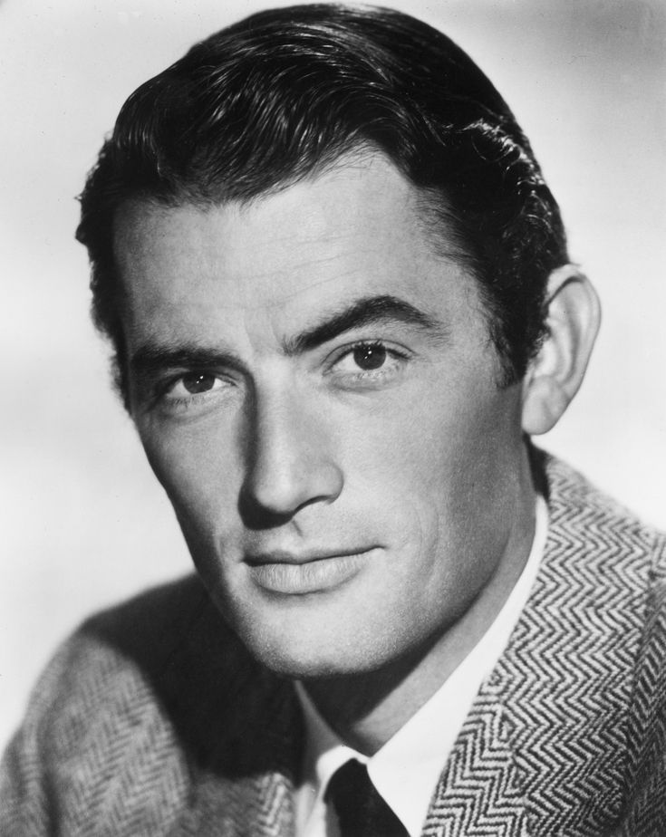 7 Classic Movies Starring Gregory Peck #hollywoodactor