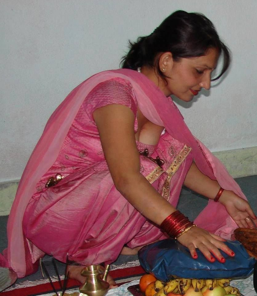 Mature babe indian