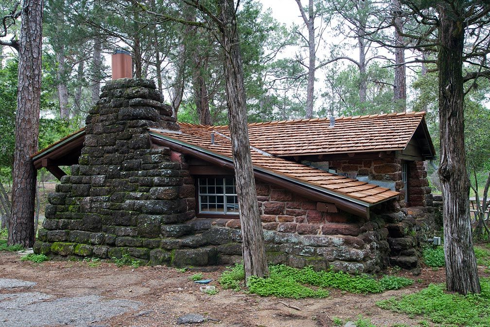 My Favorite Cabin Camping Spot   Bastrop State Park Near Austin, Texas.  Quaint