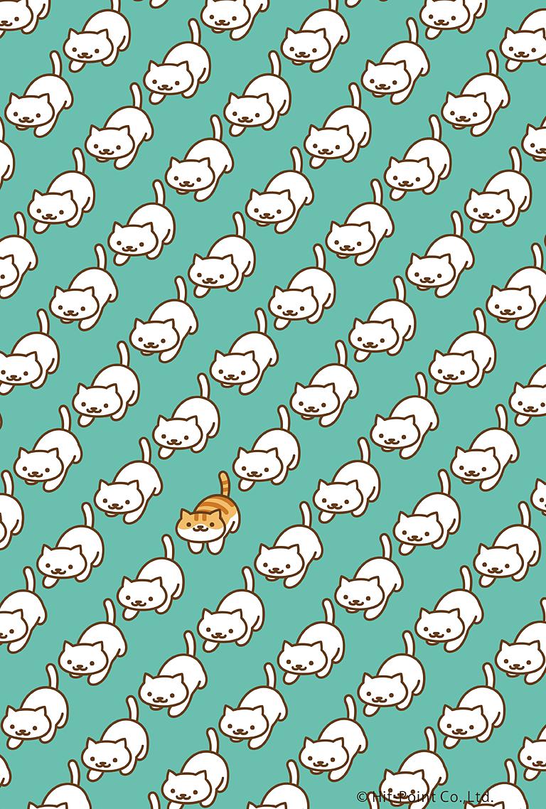 ねこあつめ 完全無料画像検索のプリ画像 ねこ ネコ イラスト