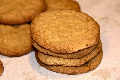 Snickerdoodle cookies! Perfect holiday treat!