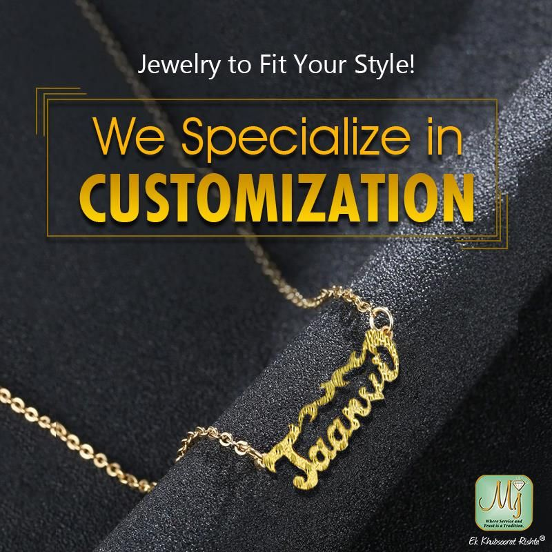 We Personalize Your Jewelry To Suit Your Needs Visit One Of Our Stores Today And Get Your Masterpiece Designed We Are Locat Jewelry Silver Necklace Jewels