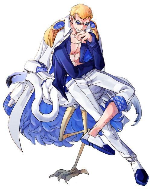 Manga Anime Pirates Marines: Doflamingo