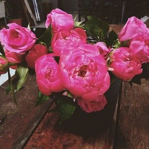 Just some pretty #peonies to end the week Firefly Events @ffireflyevents Instagram photos