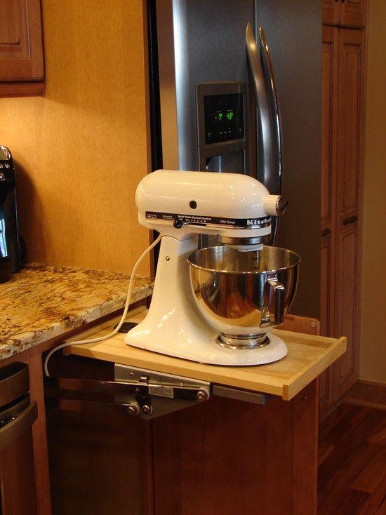 34 Best Ideas About Kitchen Ideas On Pinterest Appliance Garage Via Pinterest Com