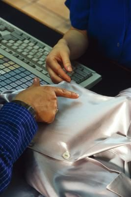 How To Remove A Water Spot From A Silk Blouse Fabric Softener