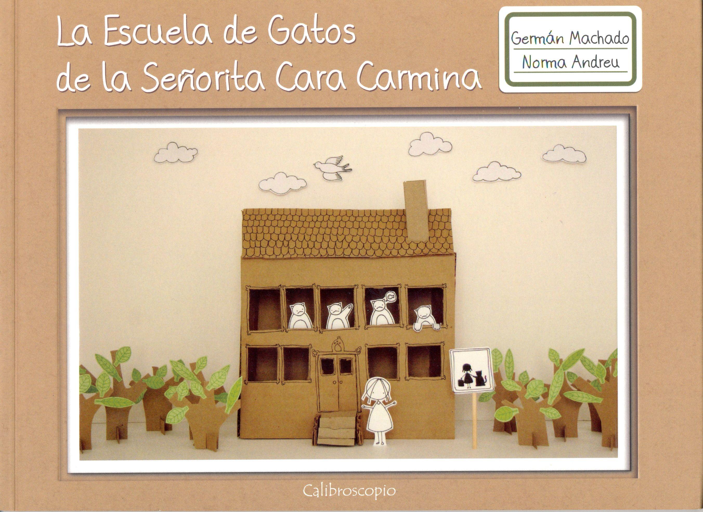 Autor: Machado, Germán / Ilustradora: Norma Andreu / Género: Narrativo. / Libro ilustrado.