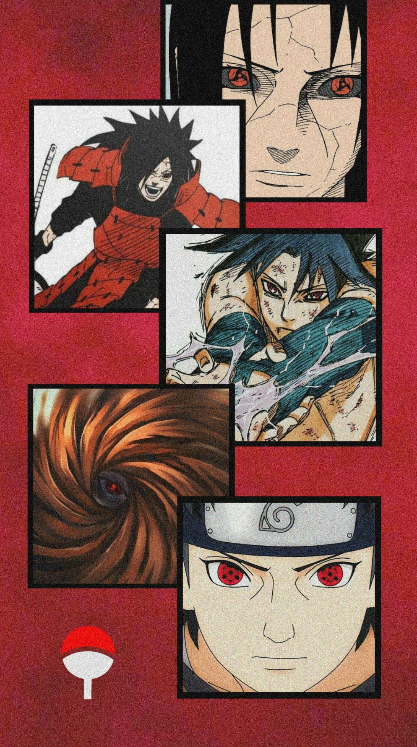 Pin De Er7ev Em Anime Art Arte Naruto Naruto Fotos Personagens