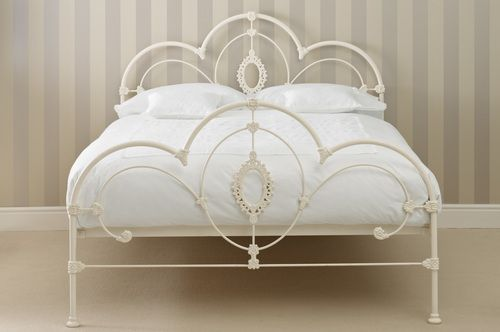 Laura Ashley Somerset Bed Frame Iron Bed Frame White Bed