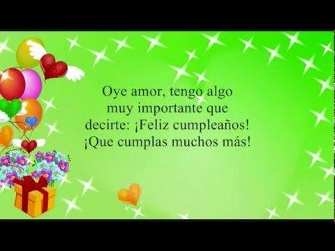 Frases De Cumpleaños Al Amor De Mi Vida Frases De Feliz