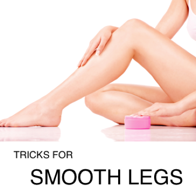 Are You Curious How Most Women Have SMOOTH LEGS Try The Following - Elevate feet