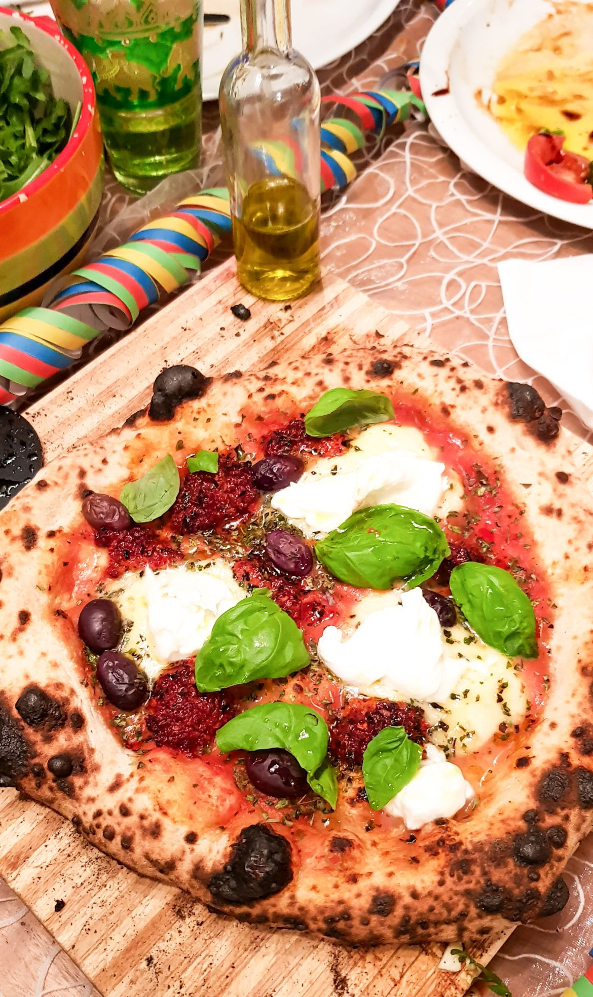 Slo-Mo Sourdough Pizza | without commercial yeast | # ...