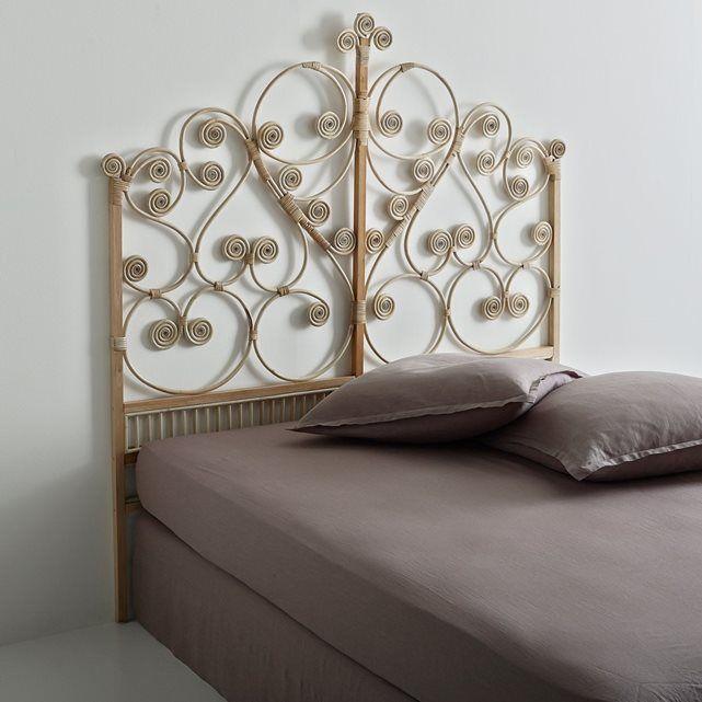 Image Tête de lit, rotin, Tio La Redoute Interieurs | Bedroom ideas ...