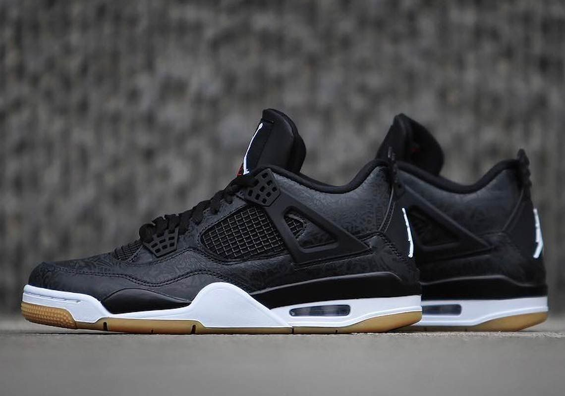 2aef123fc4d1 Where To Buy The Air Jordan 4 Black Laser