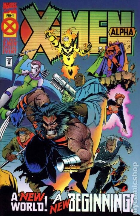 Age of apocalypse- the beginning!