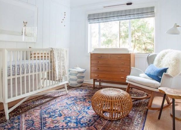 Babykamer kinderkamerstylist