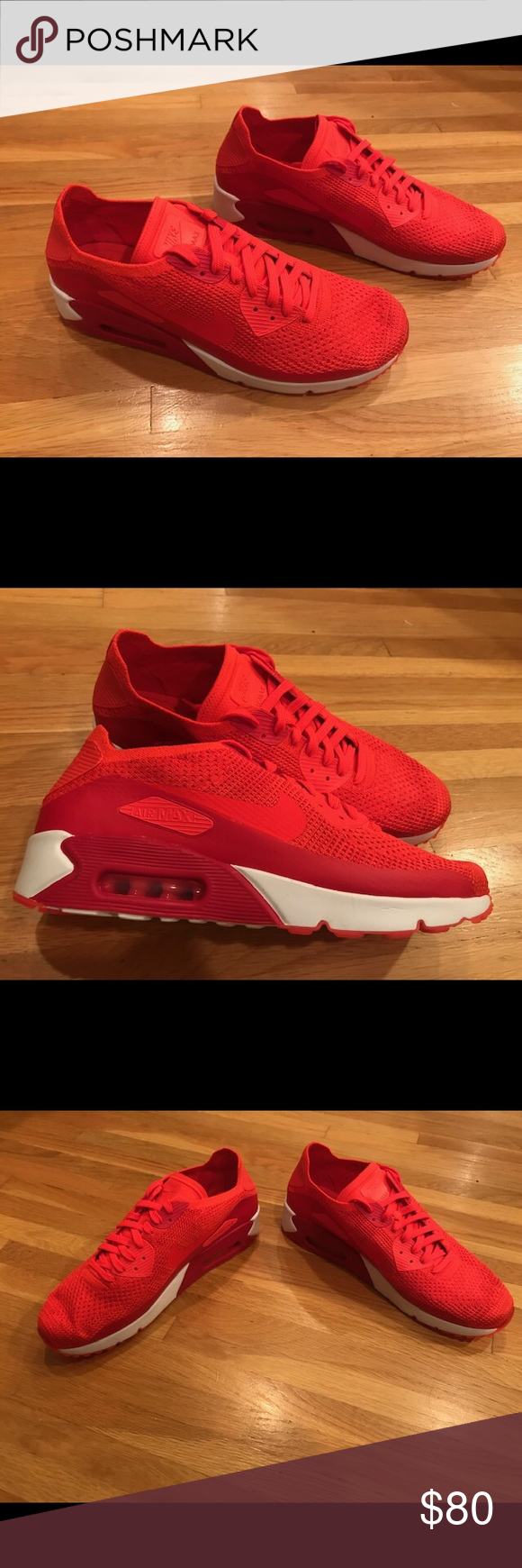 Nike Air Max 90 Ultra 2.0 Flyknit Mens Style : 875943 600
