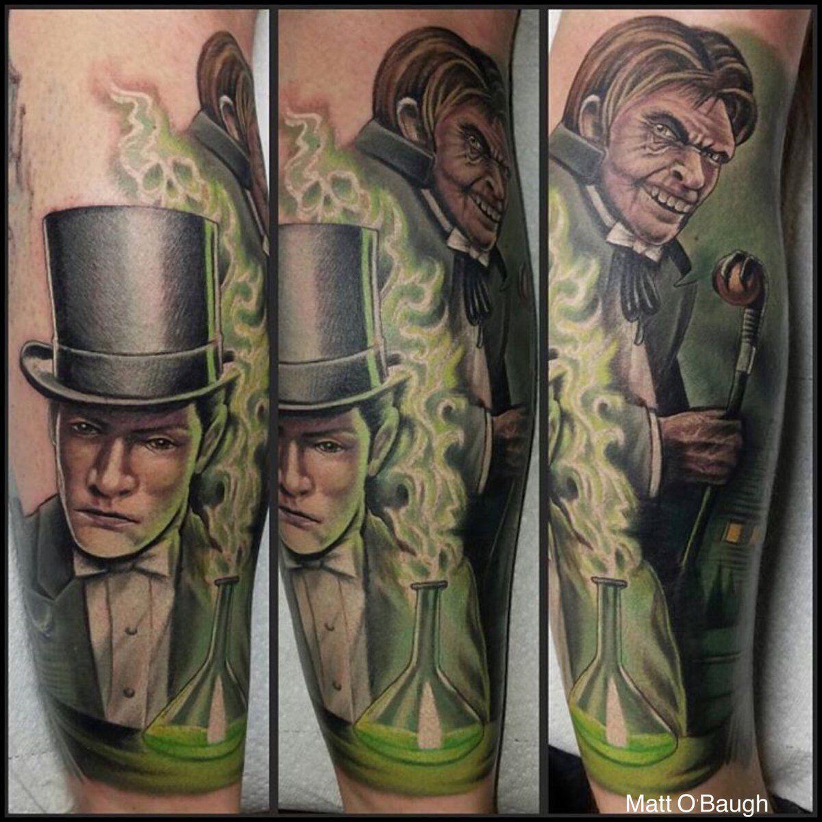 27+ Astonishing Jekyll and hyde tattoo abertridwr ideas