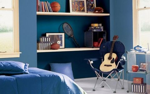 Dormitorio juvenil chico | DORMITORIOS JUVENILES | Pinterest ...