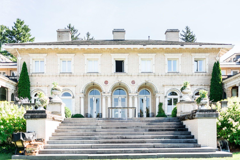 Elegant Berkshires Wedding Venue Tours Part Two