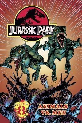 Jurassic park book vs movie