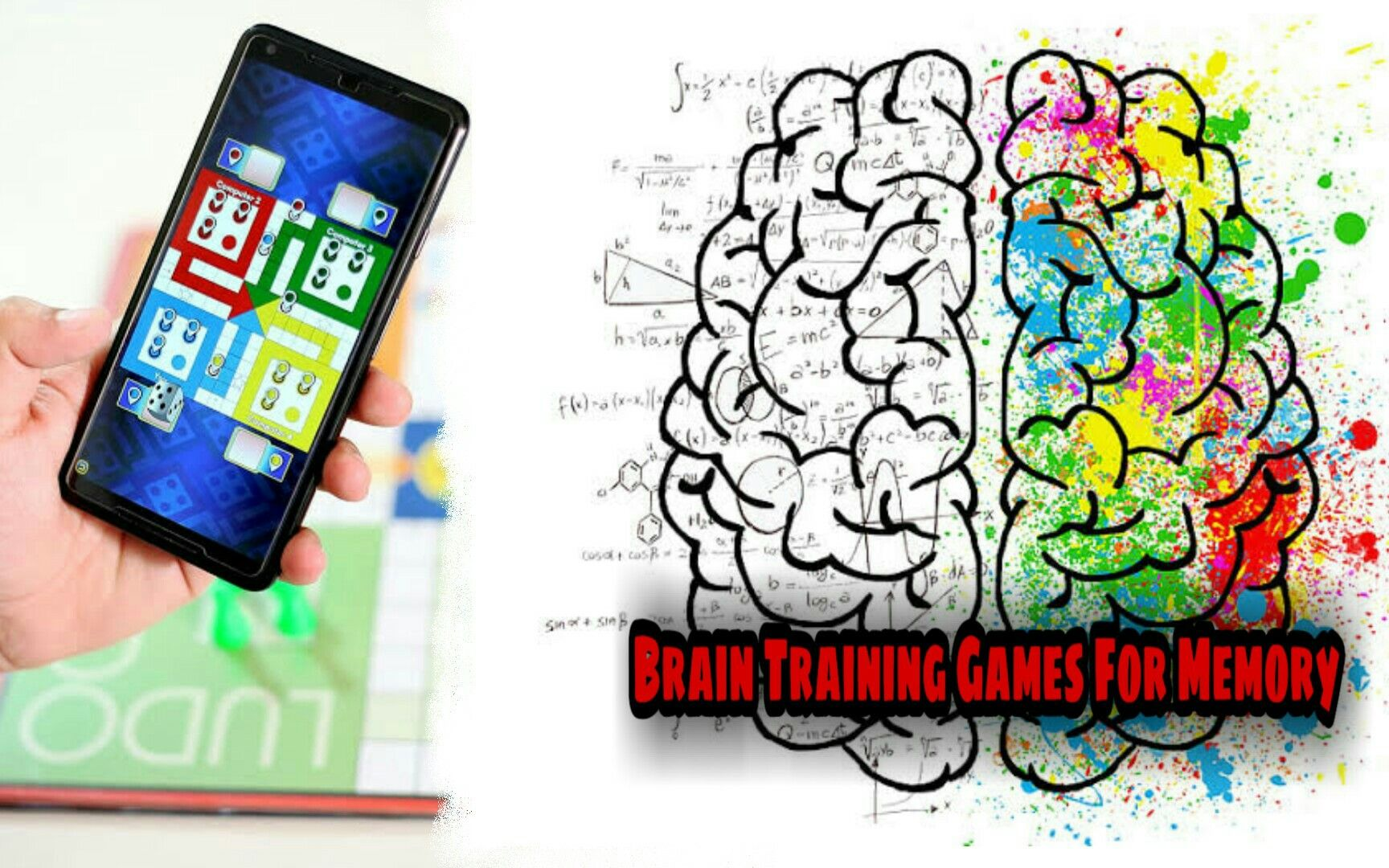 Games That Boost Brain Power And Improve Memory in 2020