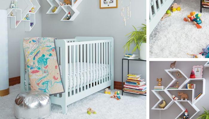 Jenny Lind Crib Blooming Baby Activity Gym Wh Leather Joya Rocker