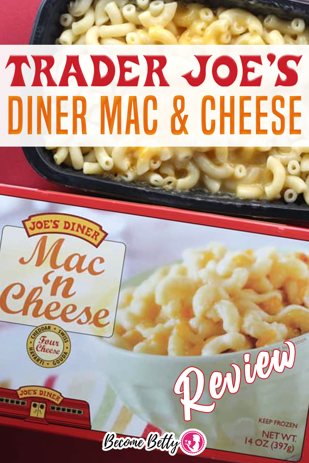 Trader Joe S Diner Mac And Cheese In 2020 Mac And Cheese Easy Snack Recipes Summer Snack Recipes