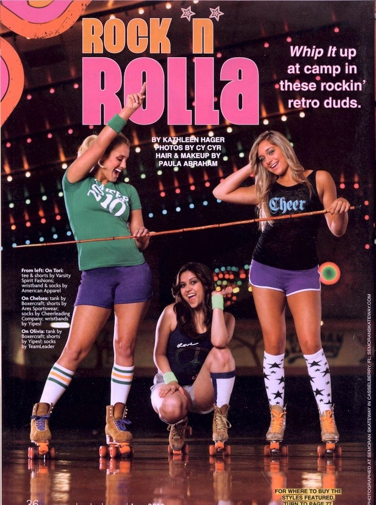 add44a9dd 70's fashion for kids | 70's Roller Disco - Fashion Industry Network ...