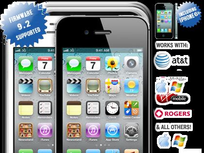 AT&T iPhone Unlock. Professional AT&T Unlock Service