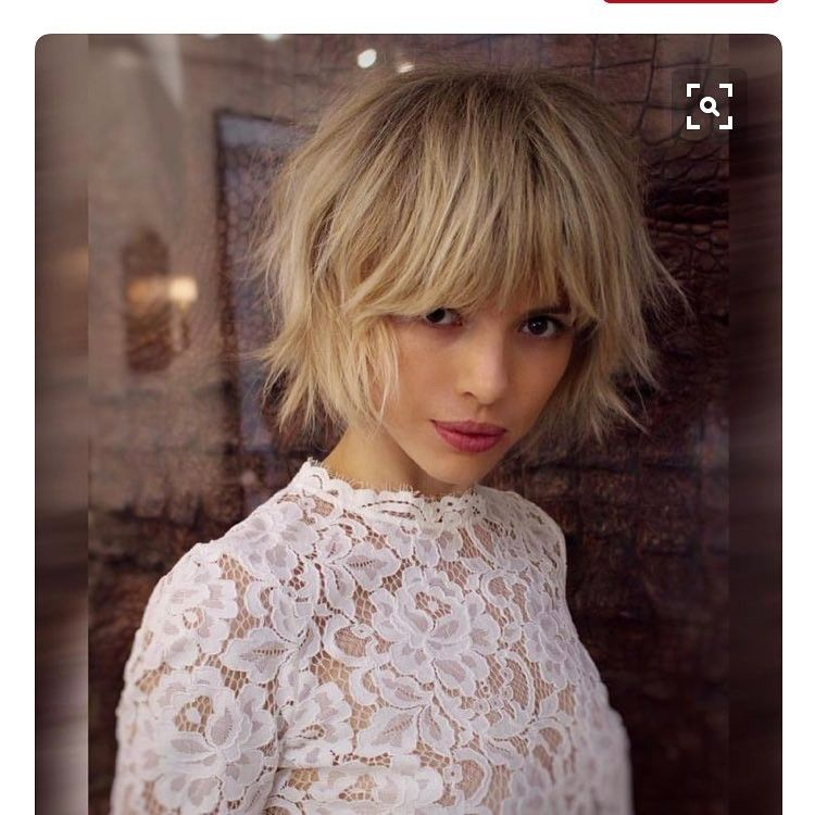 """18 Likes, 1 Comments - RobinClairGoernitz (@robinclairhairdesignsaz) on Instagram: """"Just another wonderful twist on the bob haircut shaggy Bob ❤️❤️❤️ Great summer cut ladies Free and…"""""""