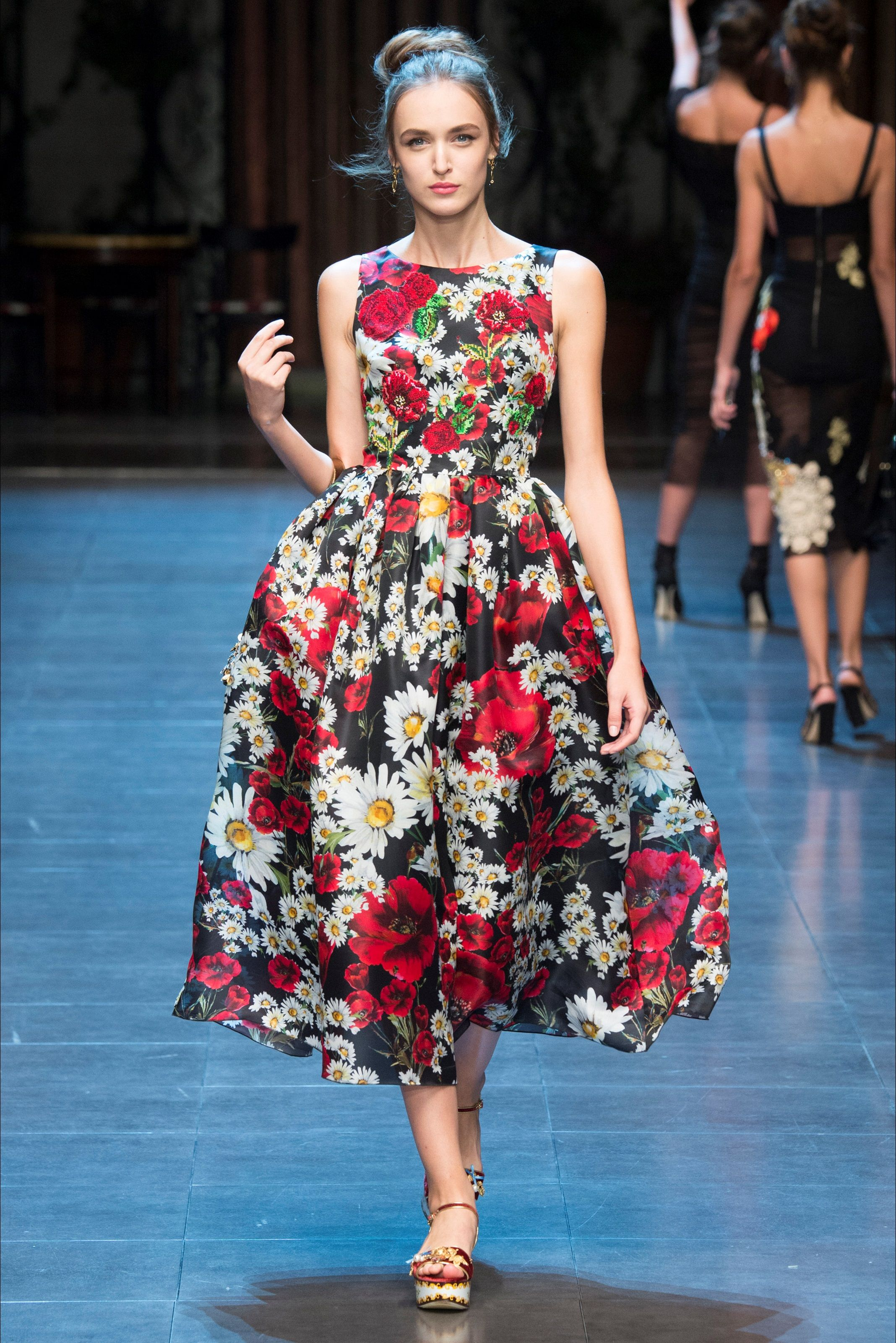 76ae2ba052d0 Sfilate Dolce   Gabbana Collezioni Primavera Estate 2016 - Sfilate Milano -  Moda Donna - Style.it