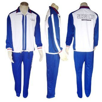 Dream2reality Japanese Anime Prince Of Tennis Cosplay Costume Seigaku High School Winter Sport Outfit Small Winter Sports Outfit Sport Outfits Winter Sports