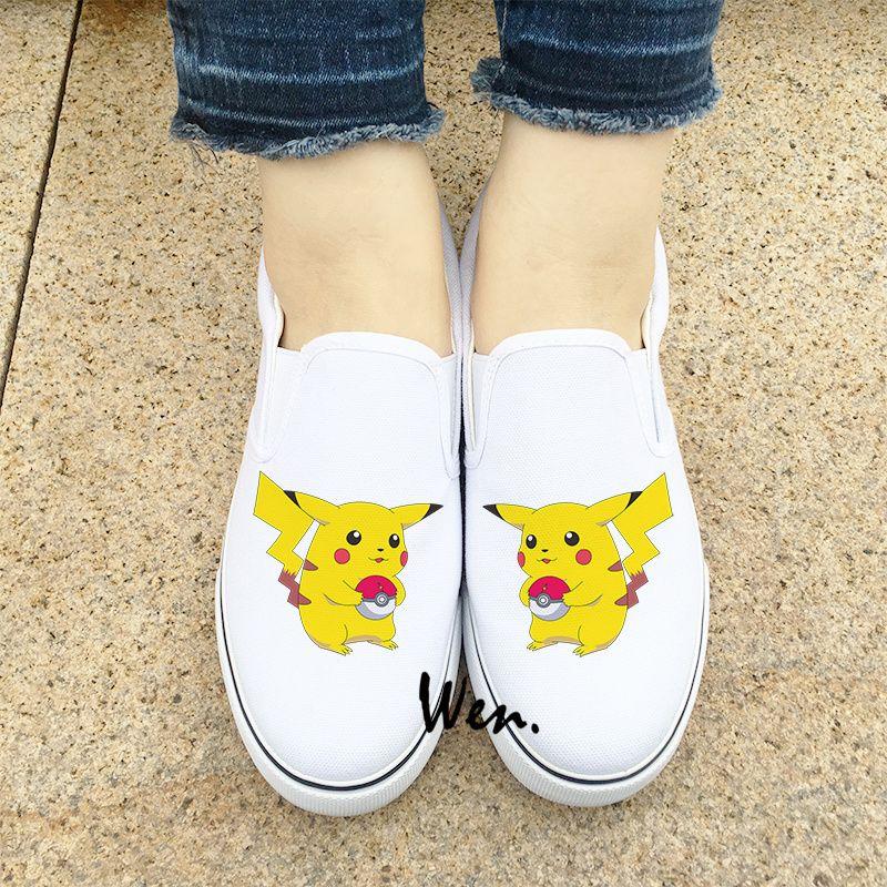 Wen Pokemon Pikachu Hand Painted Slip