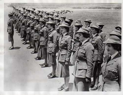 New Zealand Air Force Women 1942 Air Force Air Force Women Wwii