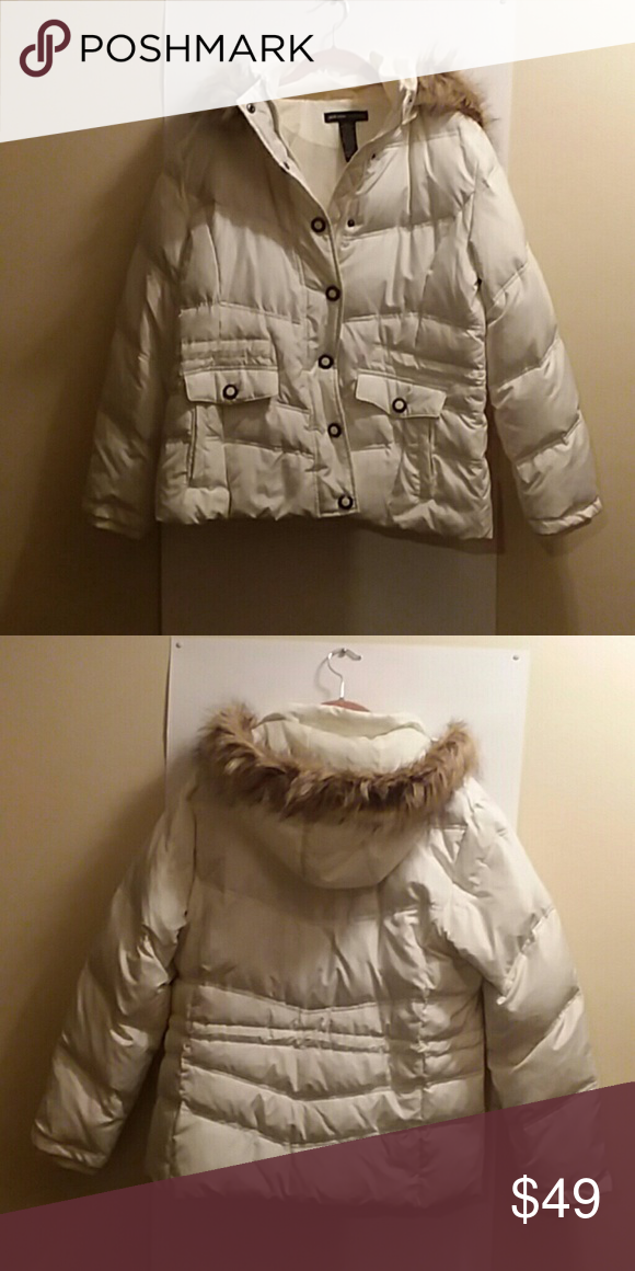 3e9a962cd0b1 NEW YORK and COMPANY PUFFER JACKET