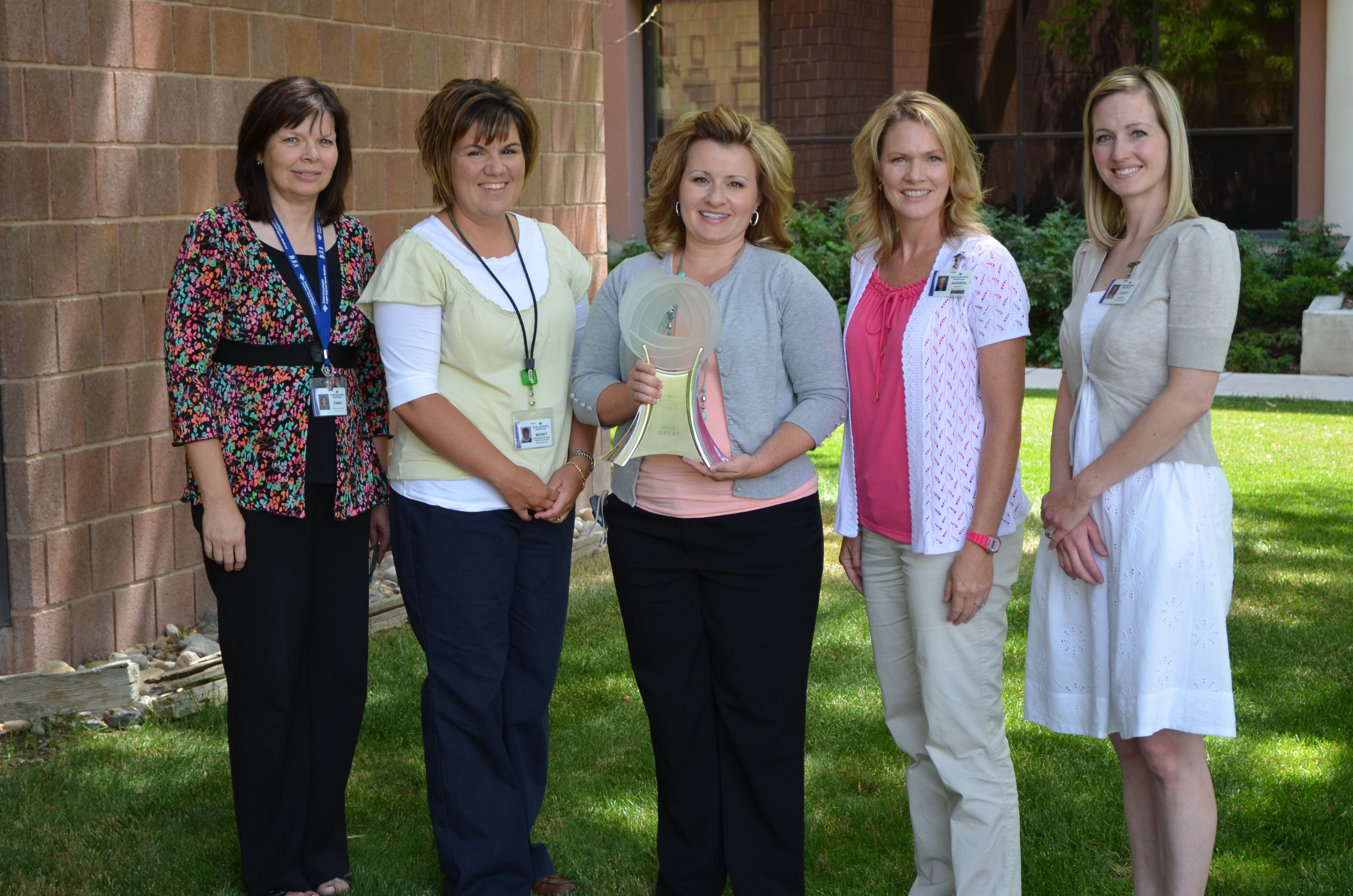 Did you know intermountain healthcare is one of 32