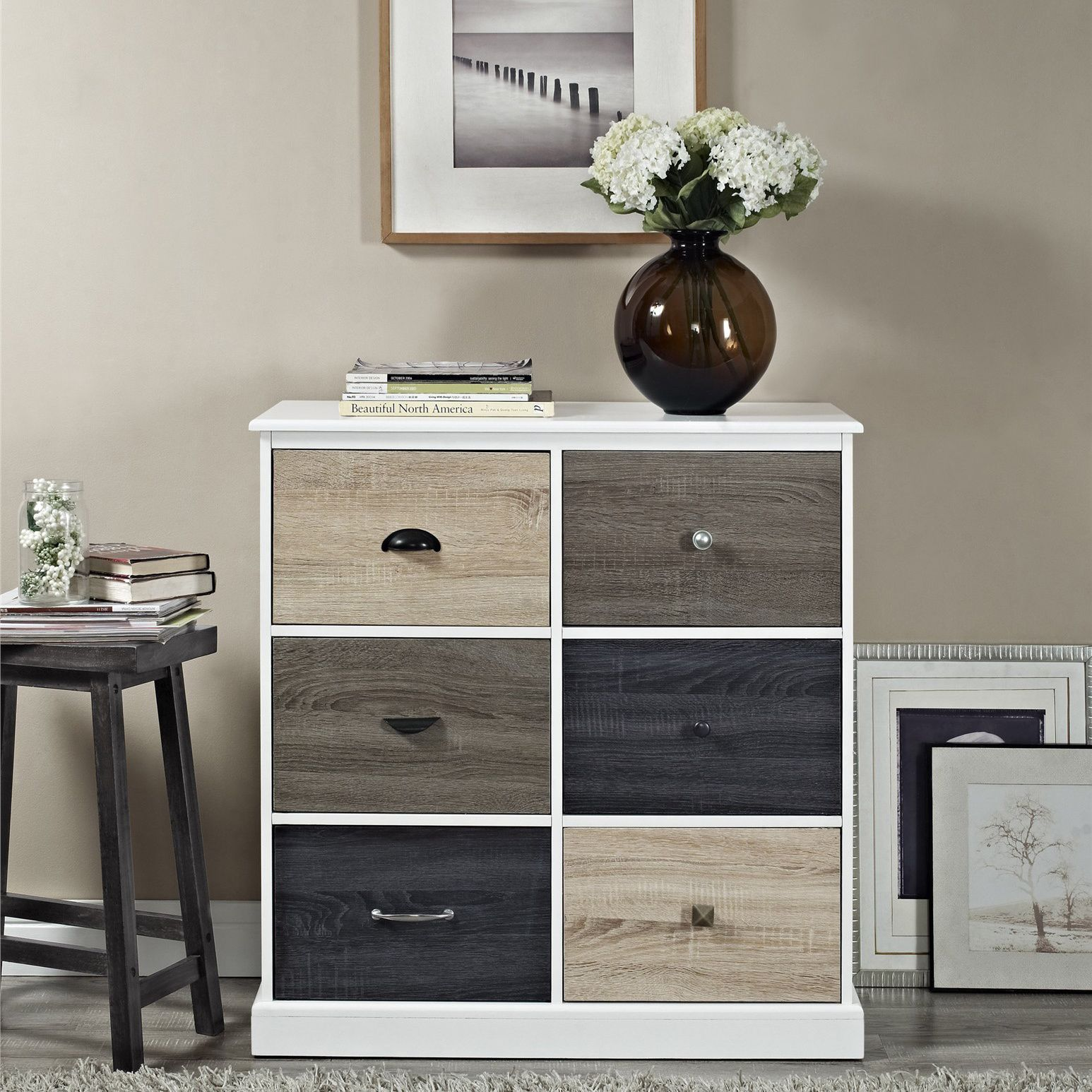 A Great Storage Solution For Any Room In The House,