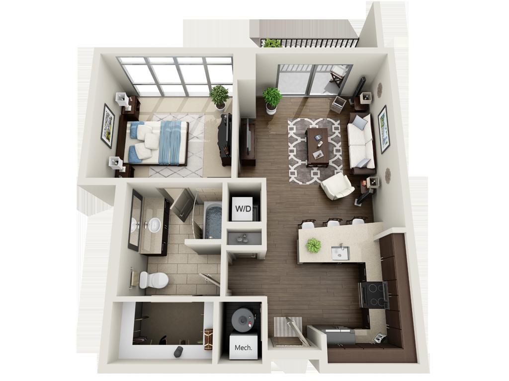 Pin On 3d House Floorplans