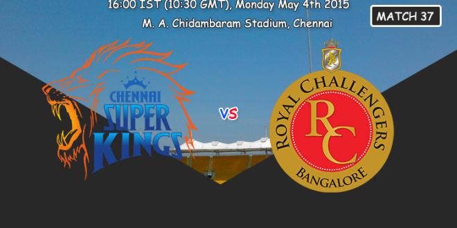 M37 CSK vs RCB Prediction RCB vs CSK Match Preview
