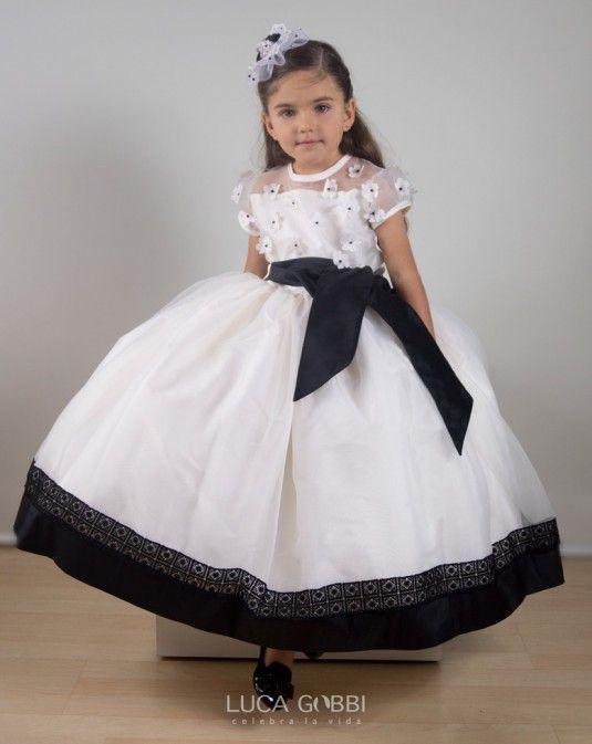 Vestido para niña, se puede utilizar en bautizos, bodas, xv años ó ...